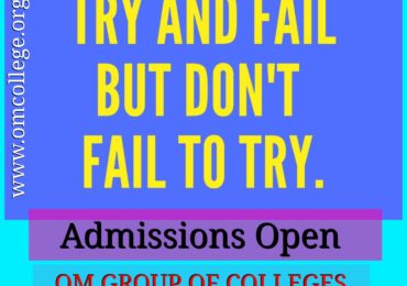 Admission Open(2018-19)