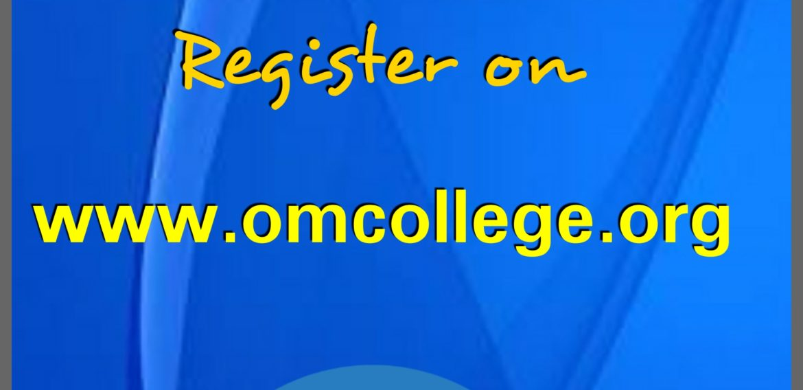 Get your seat confirmed by visiting personally to OM GROUP OF COLLEGES
